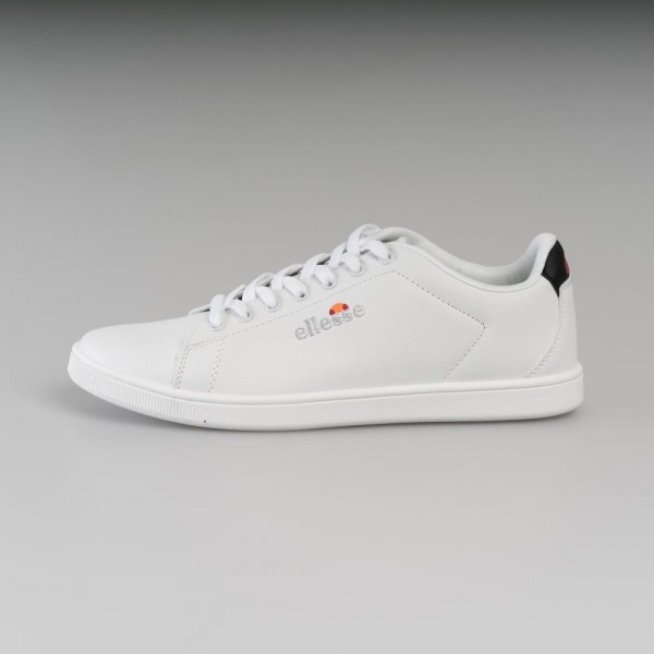 Ellesse Arnold Low Top Trainer White / Black