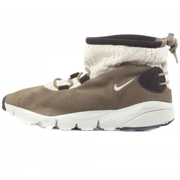 Nike Women's Air Baked Mid Top Trainers