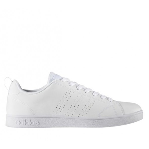 Adidas Men's Advantage Clean Leather Trainers