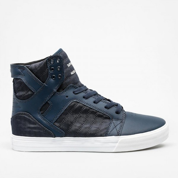 Supra Mens Sky Top Trainers