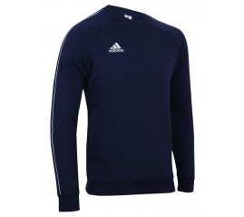 Adidas Mens Core Sweatshirt Navy