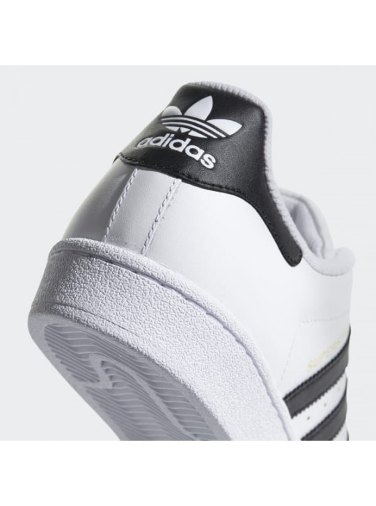 adidas Men's White Originals Superstar Trainers