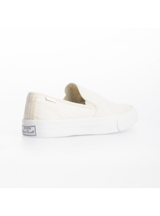 Converse Unisex Jack Purcell II Slip Seashell Natural White