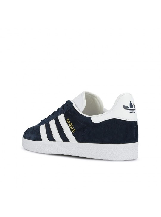Adidas Mens Gazelle Navy Trainers