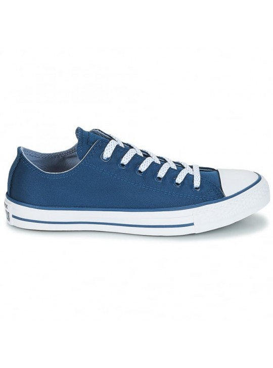 Converse All Star Navy CTAS Ox Trainers