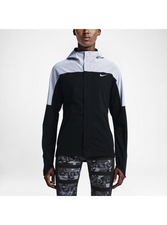 Nike Women's Sheildrunner Reflective Flash Storm-FIT Jacket