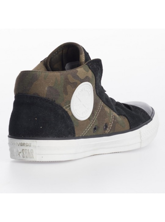 CONVERSE Chuck Taylor Unisex Cyphe Mid Trainers Black