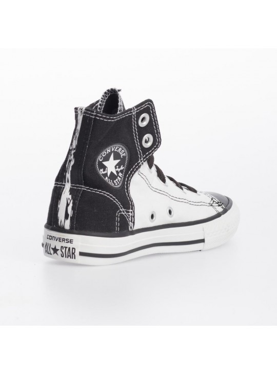 Converse Junior CT Easy Hi White