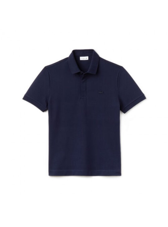 Lacoste PH5522 Colour Croc Marine Polo Shirt