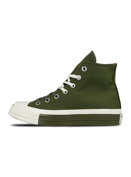 Converse Chuck 70 Super Color-Block Hi Khaki