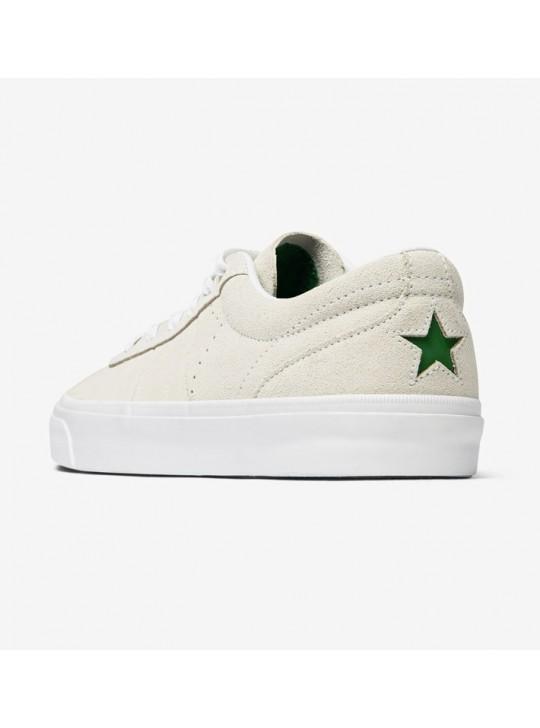 Converse Cons One Star CC Pro White Green