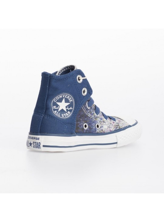 Converse Junior CT Easy Hi Navy