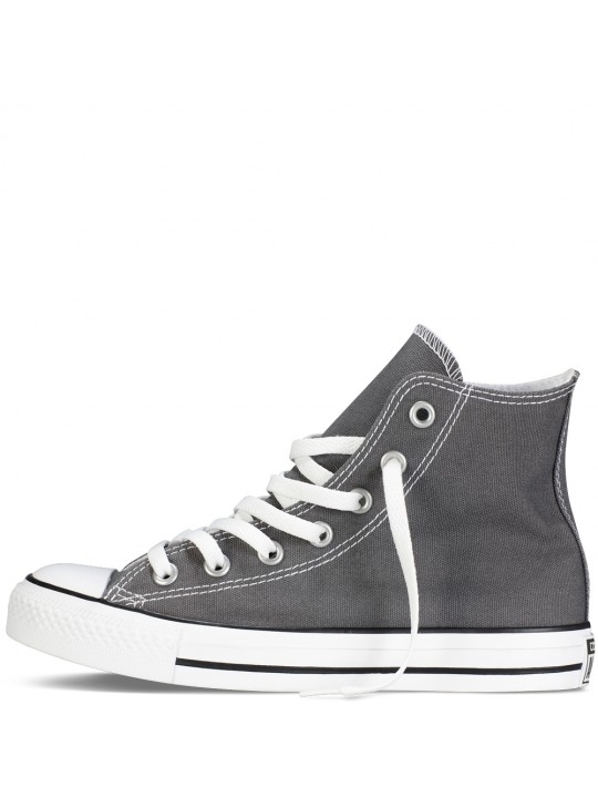 Converse Unisex Chuck Taylor All Star Hi Tops Charcoal  Trainers