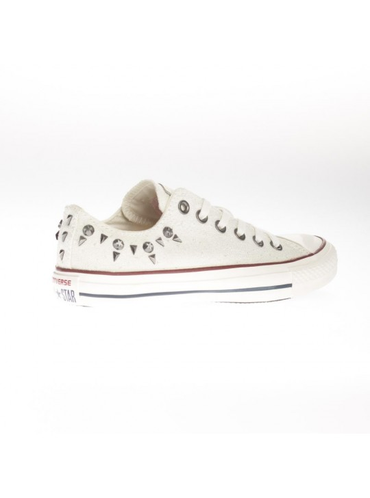 Converse Womens CT Ox Natural White