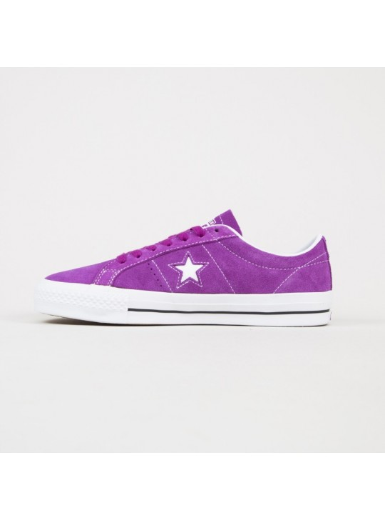 Converse Cons One Star Pro OX Icon Violet