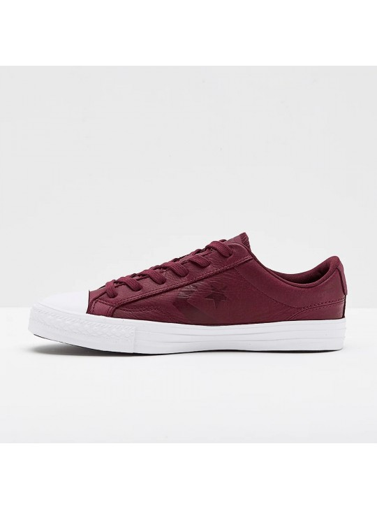 Converse Star Player Ox Dark Sangria