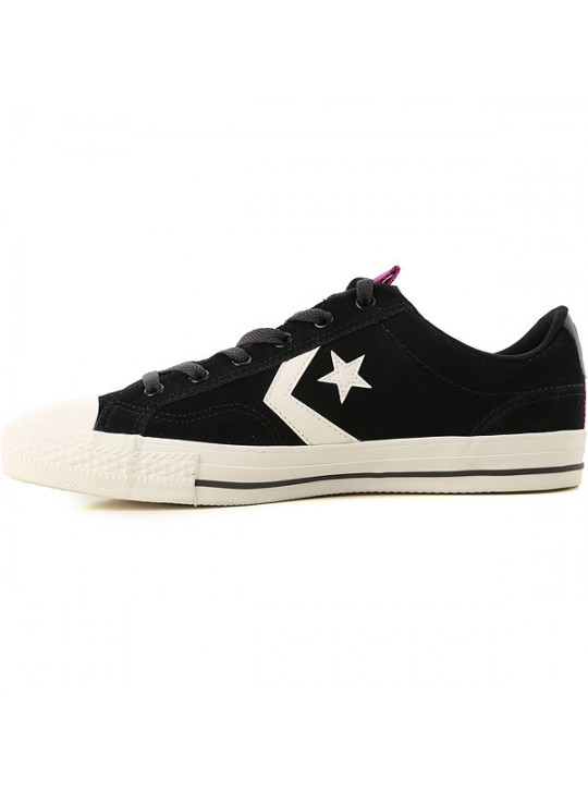 Converse Star Player Ox Black Violet