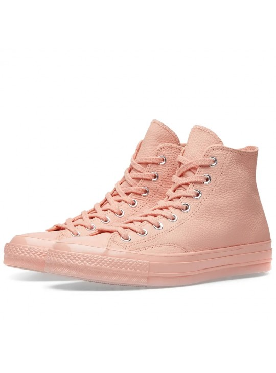 Converse Chuck Taylor 70 Hi Leather Pale Coral