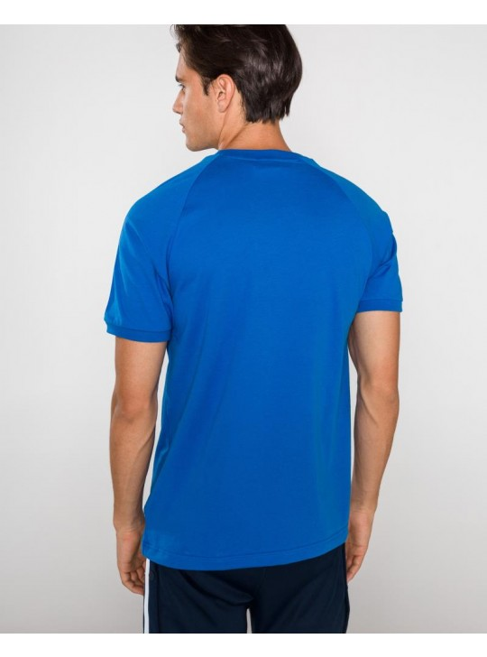 Adidas Originals Men's Short Sleeve Bluebird California 3-Stripe T-Shirt