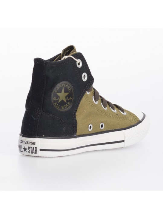 Converse Junior CT Easy Hi Green