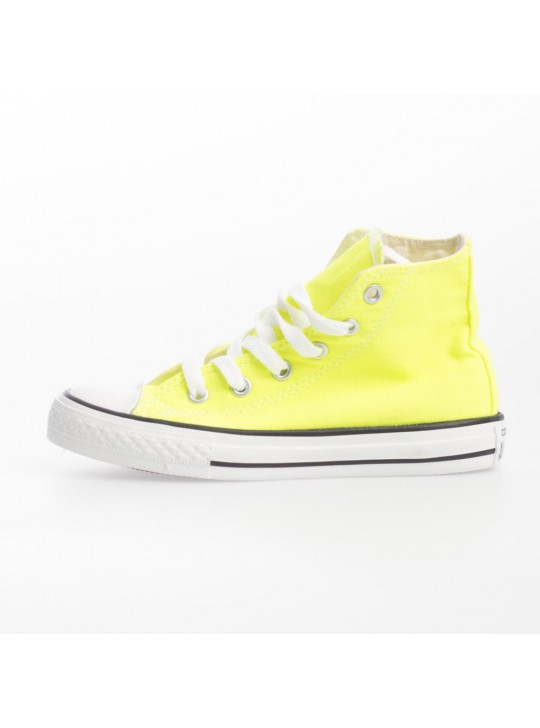 Converse Junior CT Hi Yellow