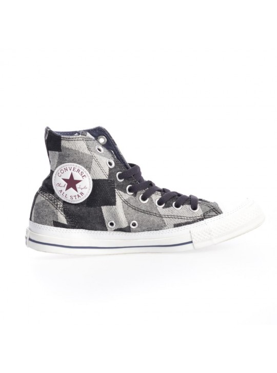 Converse Unisex CT LP Hi Black