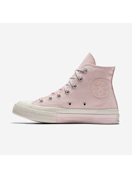 Converse Chuck 70 Super Color-Block High Top Storm Pink