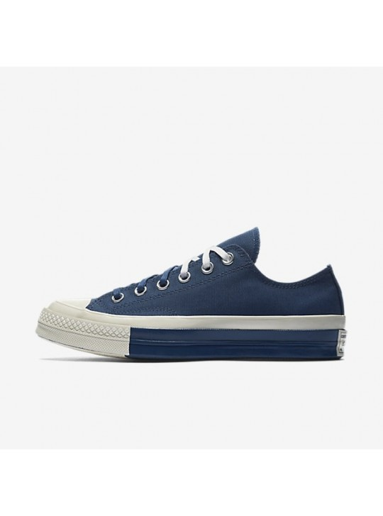 Converse Chuck '70s Super Color-Block Low Top Blue