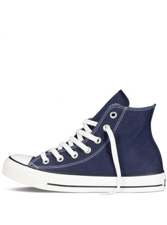 Converse Unisex Chuck Taylor All Star Hi Tops Navy  Trainers