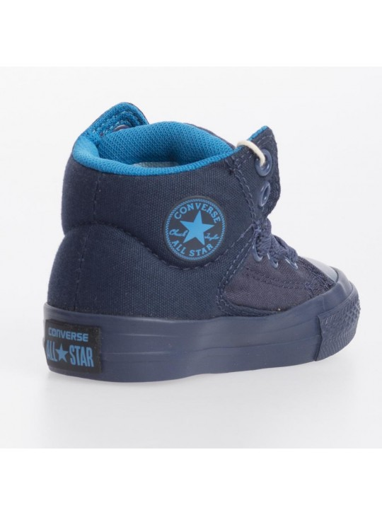 Converse Infant CT High Street Hi Navy