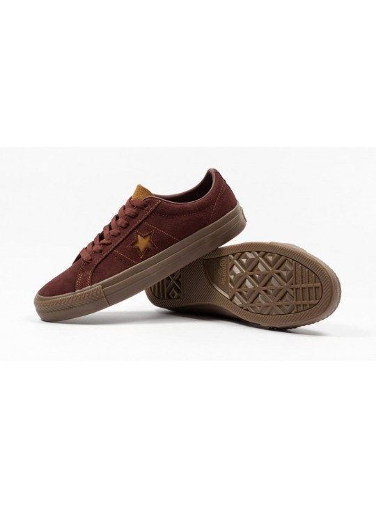 Converse One Star Pro Suede Brown