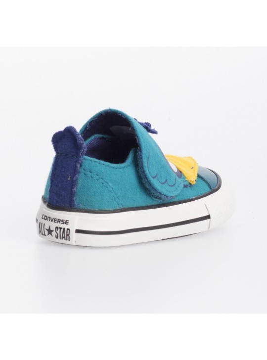 Converse Infant CT Creatures Ox Blue