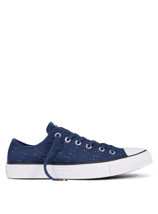 Converse Chuck Taylor All Star Speckled Jersey Navy