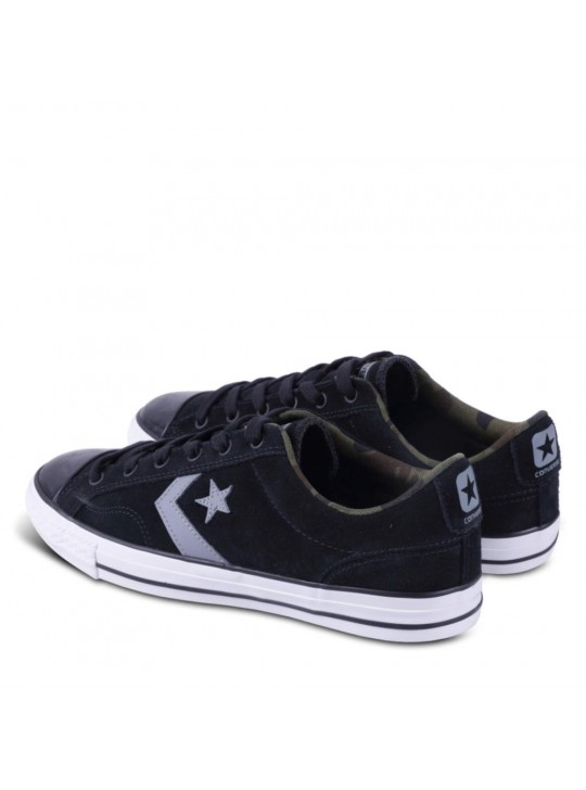 Converse Star Player Ox 'Black White'