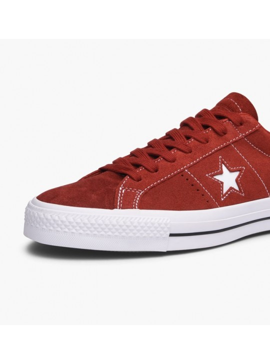 Converse Cons Skate One Star Pro Ox Red