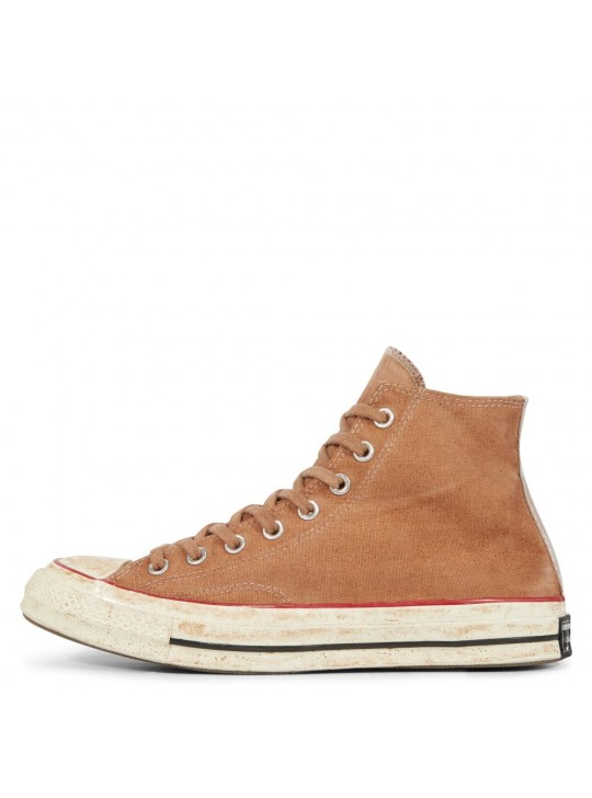 Converse Chuck Taylor 70 Crafted Dye High Top Choco