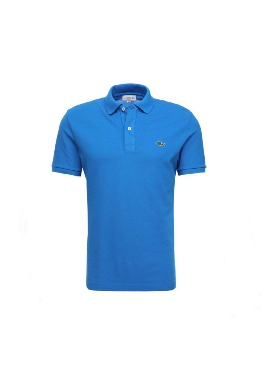 Lacoste L1212 Blue Polo Shirt