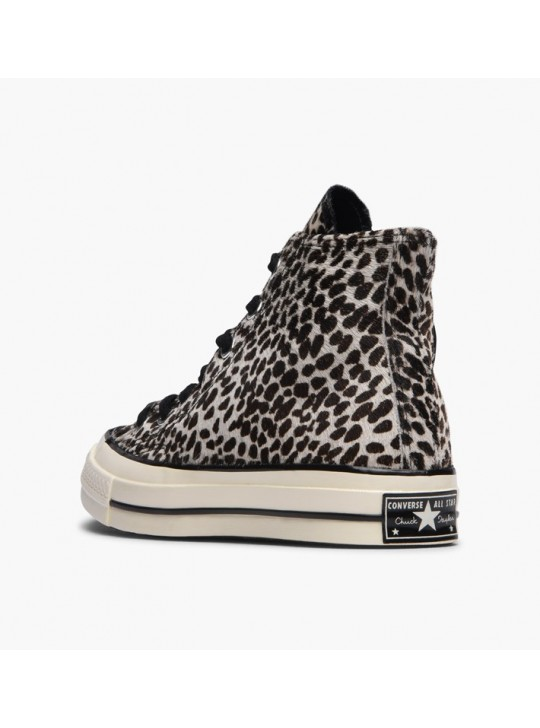 Converse Chuck Taylor All Star 70 High Top Cheetah