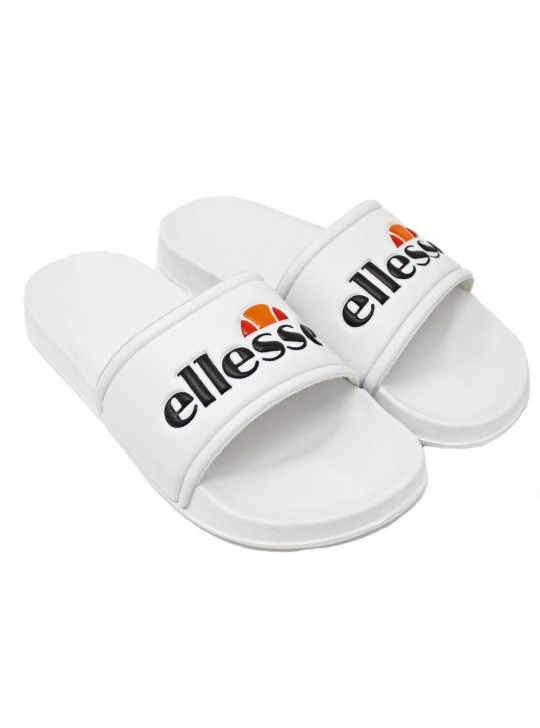 Ellesse Unisex Full White Slides