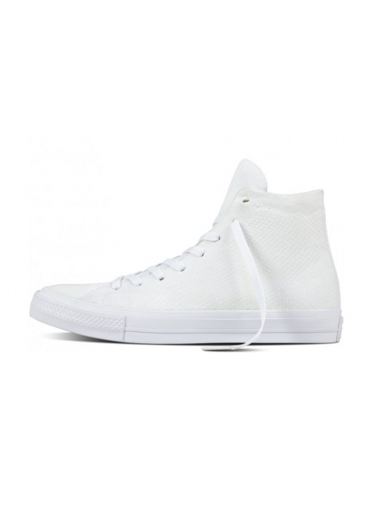 Converse Sneakers Chuck Taylor All Star X Nike Flyknit White