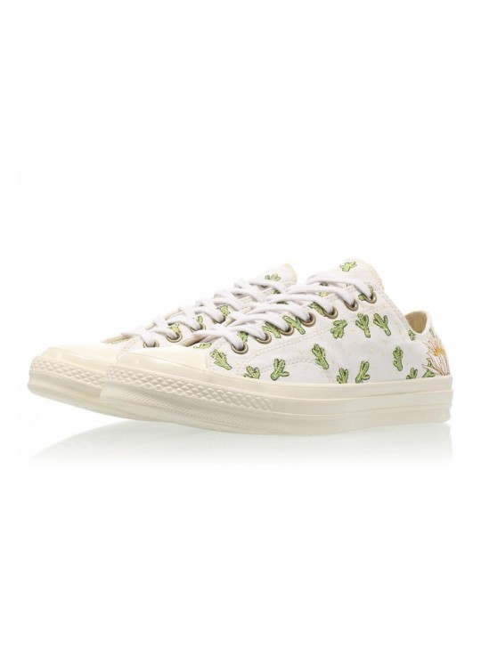 Converse Chuck Taylor All Star Chuck '70s Low 'Cactus Print' White
