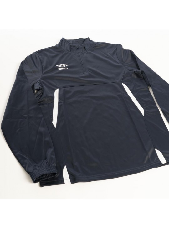 umbro Pro-Training 1/4 Zip Marine/White