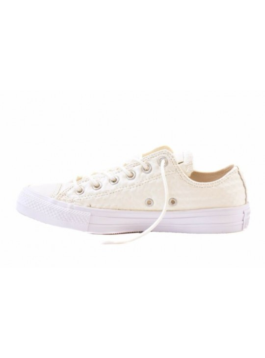Sneakers Converse Chuck Taylor All Star Craft Leather Ox White