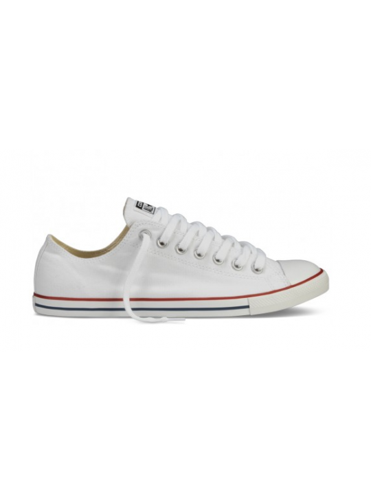 Converse Unisex Chuck Taylor All Star Lean Sneakers White