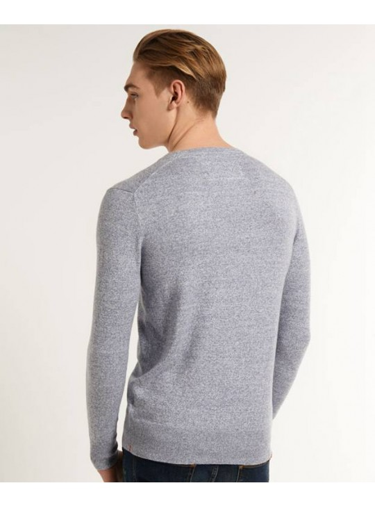 Superdry Crew Grey
