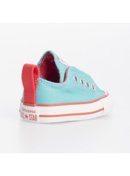 Converse Infant CT Simple Slip Blue