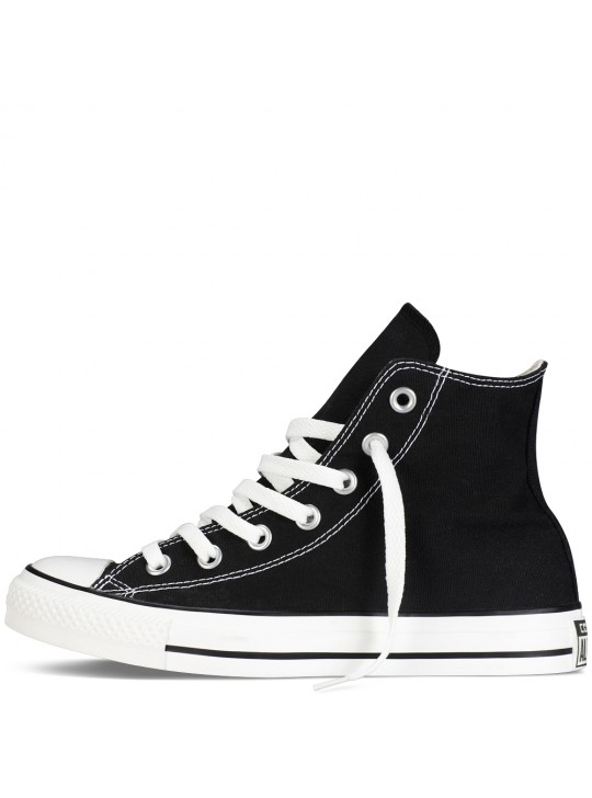 Converse Unisex Chuck Taylor All Star Hi Tops Black  Trainers