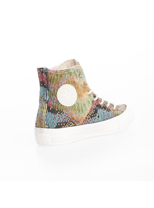 Converse CT Multi Panel Hi Blue