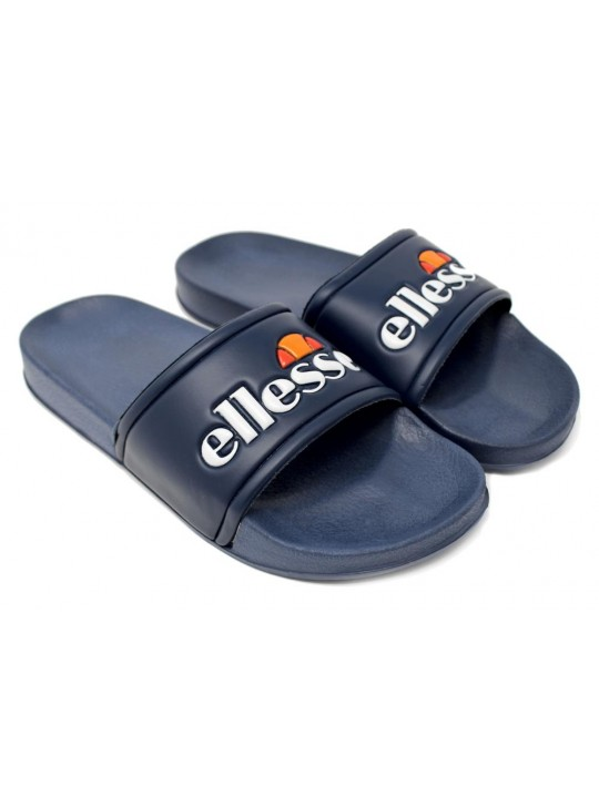 Ellesse Unisex Full Navy Slides