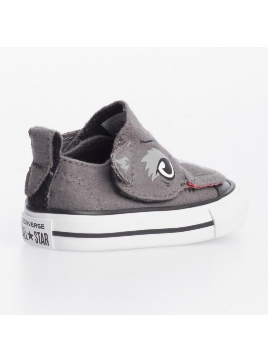 Converse Infant CT Creatures Ox Grey (Size-10)